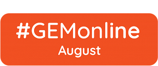 #GEMonline timetable for August